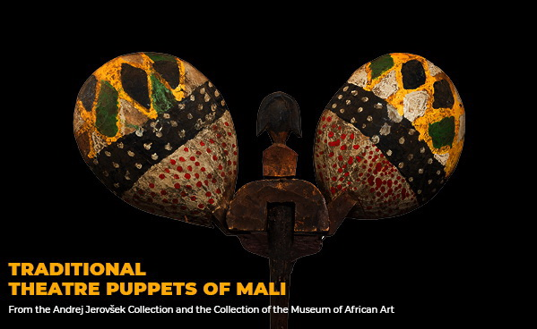 Traditional Theatre Puppets of Mali
