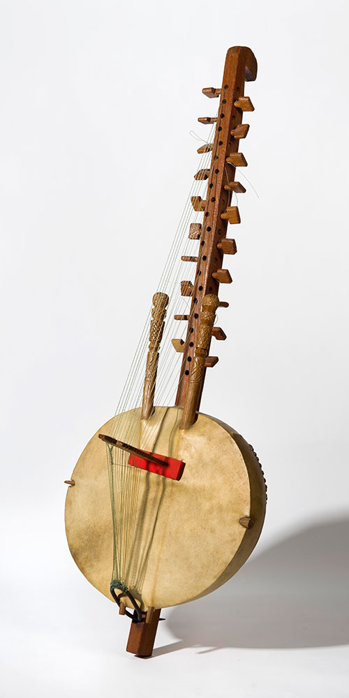Traditional African instruments